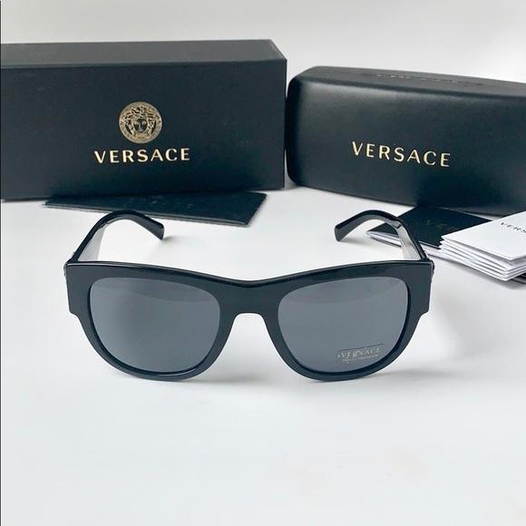 67cef9ff02 Versace Women Sunglasses Square VE4359 GB1 87